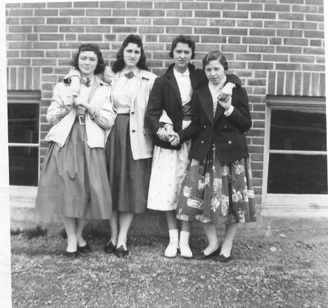 NSER high school students 1950's