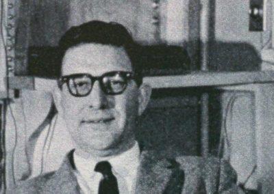 Ralph Hay former principal NSER high school
